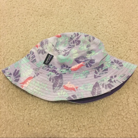 e269536b Patagonia Accessories | Kids Sun Blocking Bucket Hat | Poshmark
